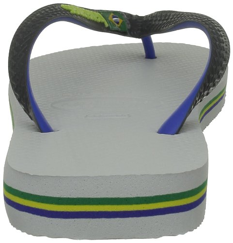 Multicolor Grey Unisex Chanclas Havaianas Mix White Adulto para Brasil wSqYxEn8F