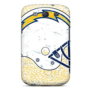 High-end Case Cover Protector For Galaxy S3(san Diego Chargers)