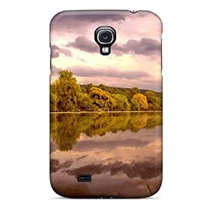 Awesome Design Neckar River In Germany Hard Case Cover For Galaxy S4