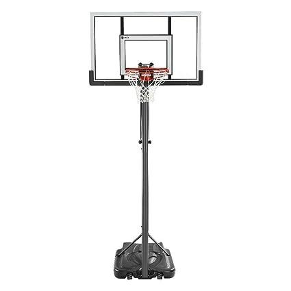 Amazon.com: Odzon - Aro de baloncesto portátil ajustable de ...