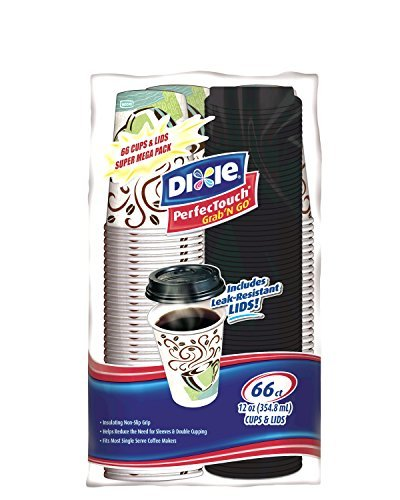 dixie-perfectouch-grab-n-go-cups-and-lids-mega-pack-66-count-by-dixie