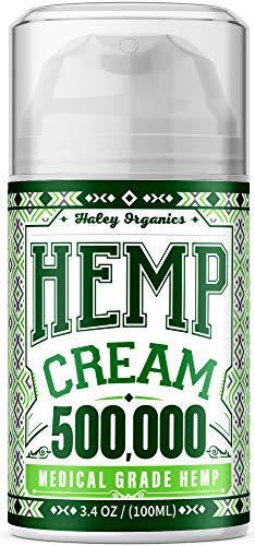 Pain Relief Hemp Cream