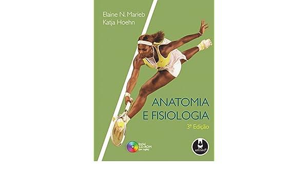 Amazon.com: Anatomia e Fisiologia (Portuguese Edition) eBook: Elaine ...