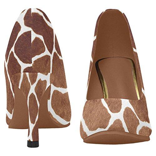 Scarpe Da Donna Di Alta Moda Stile Classico Womens Scarpe Con Tacco Alto Multi 2