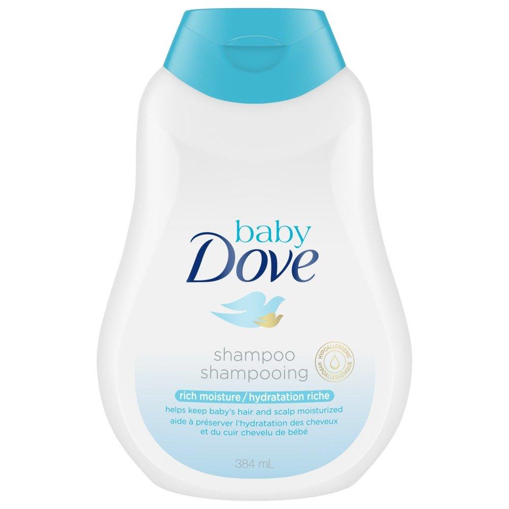BabyDove Rich Moisture Shampoo 384ml Unilever