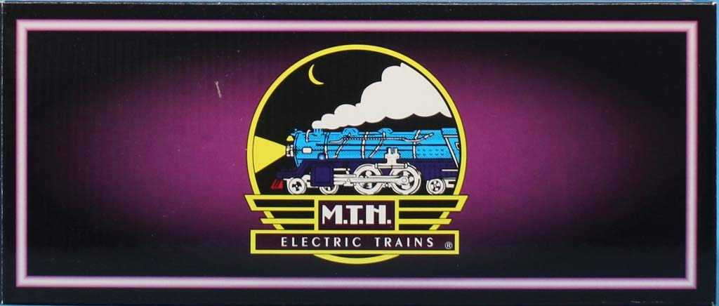 MTH Tinplate 1:48 O Scale Reefer Car MTHRRC Reefer Car Model #10-8080