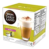 Comprar Nescafe Dolce Gusto for Nescafe Dolce Gusto Brewers, Skinny Cappuccino, 16 Count (pack of 3) en Amazon