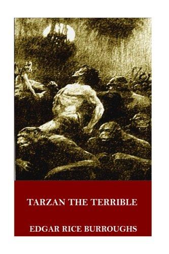 Tarzan the Terrible (Volume 8) pdf