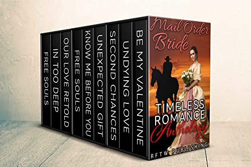 Books : A Timeless Romance Anthology: Mail Order Bride Box-Set