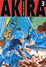 Akira, tome 3 - Edition noir et blanc par Katsuhiro Otomo
