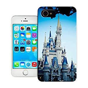 Unique Phone Case Famous buildings Disney Castle Hard Cover for 4.7 inches iPhone 6 cases-buythecase wangjiang maoyi by lolosakes