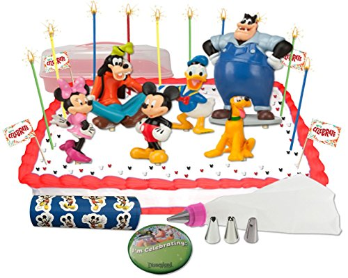 Disney's Mickey Mouse Clubhouse Deluxe Cake / Cupcake