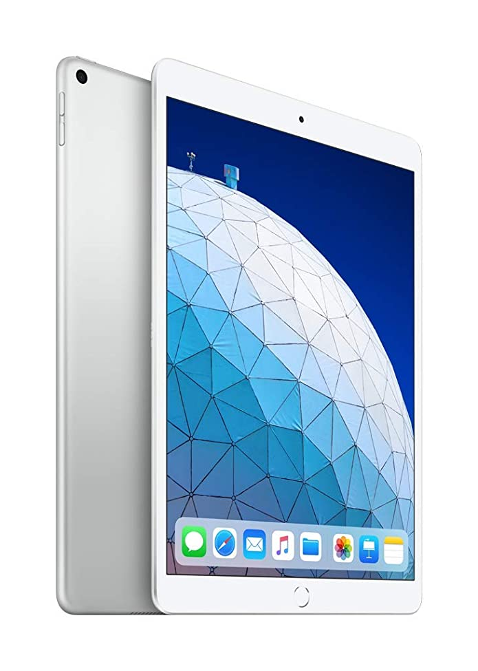 Apple iPad Air 10.5-inch 64GB Wi-Fi Only (2019 Model) - Silver