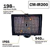 CMVision-IR200-198 (850nm) IR LED Night