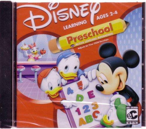 MICKEY PRESCHOOL (Jewel Case) (Preschool Mouse Mickey)