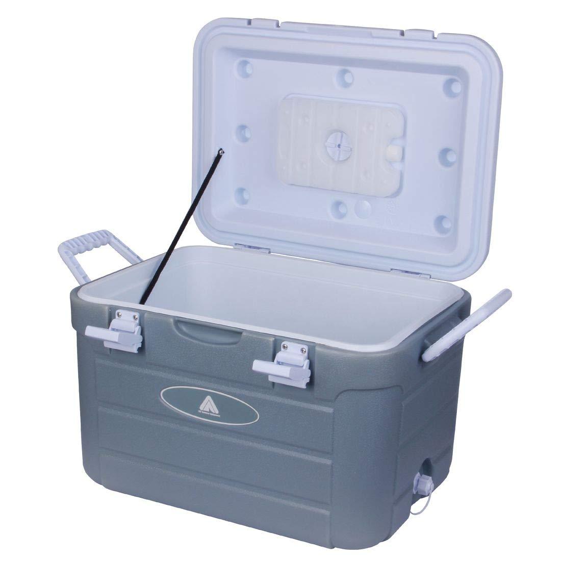 10T Kühlbox Fridgo Arona 30 L passive Thermobox PU Kühlbehälter Isolierbox warm & kalt B07PFV13XH Kühltaschen & -boxen
