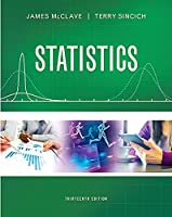 Statistics, 13th Edition Front Cover
