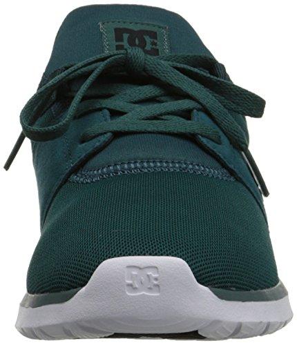 DC Women's Heathrow Comfort Shoe, Teal, 9.5 M US