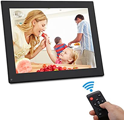 BSIMB 10 Inch Digital Photo Frame-Digital Picture Frame with