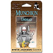 Steve Jackson Games Munchkin Undead Card Game
