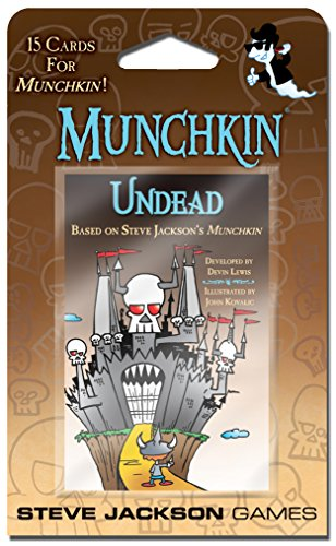 Munchkin Undead Card Game