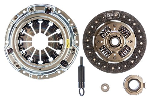 EXEDY Racing Clutch 15806 Stage 1 Organic Clutch Kit Ductile Casting 230mm 24T/25.2mm Spline Stage 1 Organic Clutch Kit
