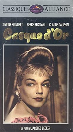 Amazoncom Casque Dor Original French Language Simone Signoret