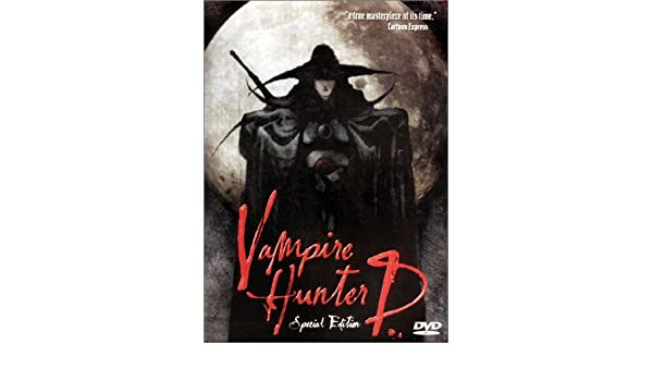 Vampire Hunter D [Reino Unido] [DVD]: Amazon.es: Cine y ...