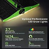 Grow Light, VIPARSPECTRA Newest P2000 LED Grow