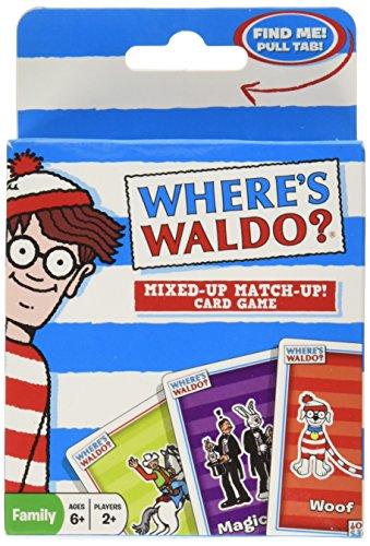 Where's Waldo? Mixed-Up Match-Up