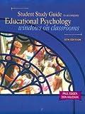 Educational Psychology, Eggen and Kauchak, 0130800929