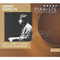 Great Pianists of the 20th Century - Andréi Gavrilov