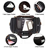 Plambag Canvas Duffle Bag for Travel 50L/60L Duffel