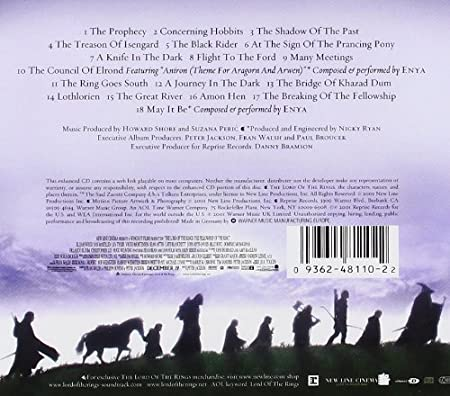 Howard Shore, Various Artists - The Lord Of The Rings: The ...