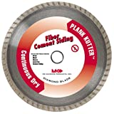 MK Diamond 156993 Plank Kutter 4-Inch Dry Cutting Continuous Rim Saw Blade with 5/8-Inch Arbor for Fiber Cement