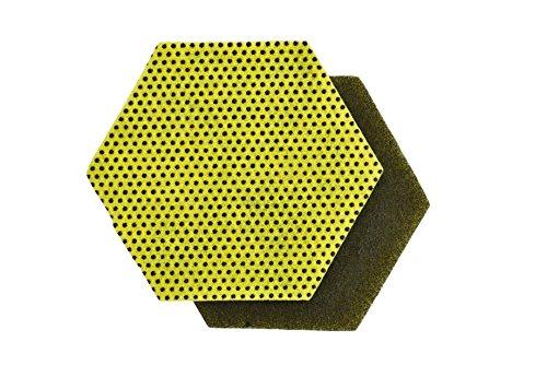 Scotch-Brite 85946 Dual Purpose Scour Pad 96HEX (Pack of 15) ()