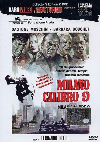 Barbara Italian Milano - Milano calibro 9 [Region 2]