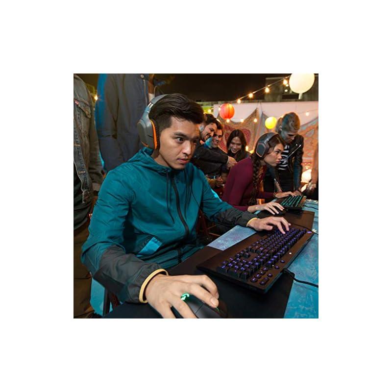 7bbdbf072d0 Logitech G213 Prodigy Gaming Keyboard, RGB Backlit - FreeYourDesktop