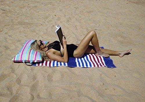 Original Outdoor Bean Bag Beach Pillow Headrest Cushion Cover 20