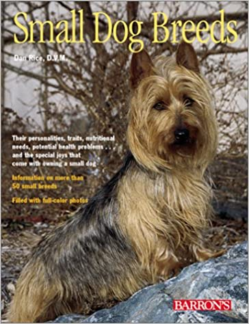 Buy Small Dog Breeds Book Online At Low Prices In India Small Dog