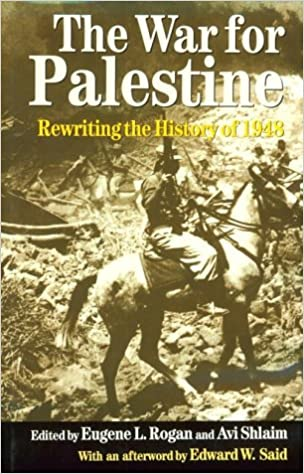 link to Khalidi, Rashid. The Palestinians and 1948: the underlying causes of failure