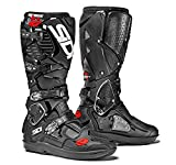 Sidi Crossfire 3 SRS Offroad Boots Black (EU 47 / US 12)