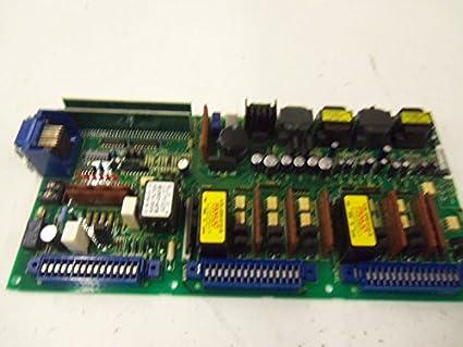 Fanuc A16b-1200-0800/10B, Servo Drive Circuit Board A16b ... on