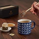 Stash Herbal Tea Sampler Box - 60 count, 20 Flavors - Assortment Variety Pack Gift Set - Naturally Decaf