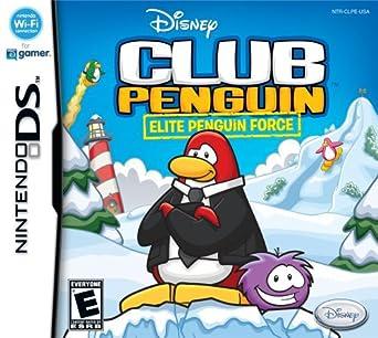 Disney Club Penguin: Elite Penguin Force, NDS Nintendo DS ...