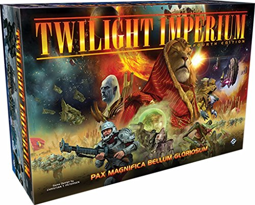 Fantasy Flight Games Twilight Imperium: 4th Edition Strategy Board Games by Fantasy Flight Games