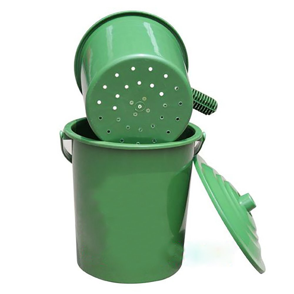 Compost bucket Composting Fruit Kitchen Waste Fermentation 8L