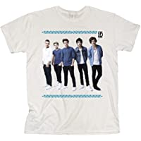 One Direction Men's ONEDTEE65LSW T-Shirt