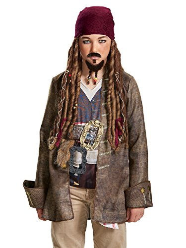 Disguise Pirates of The Caribbean 5: Goatee & Mustache Adult