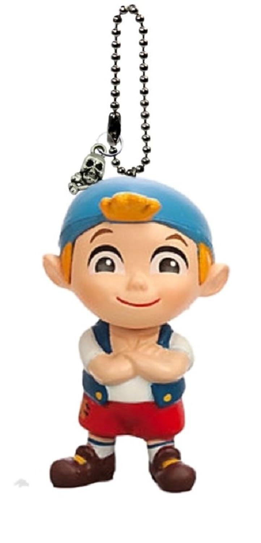 Disney Junior's Jake & The Neverland Pirates Cubby Keychain/Dangler